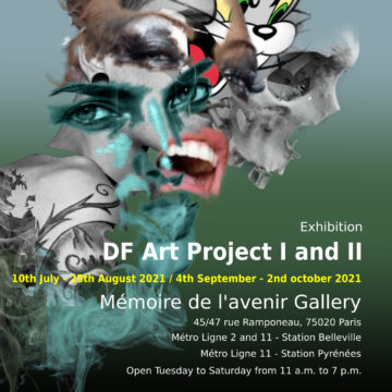 DF Art Project Exhibition I & II - Mémoire de l'Avenir Gallery
